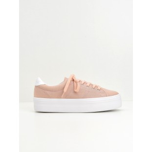 PLATO SNEAKER - CANVAS - DRAGEE FOX WHITE