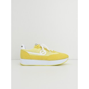 Eden Jogger - Nylon/Split - Lemon/Lemon
