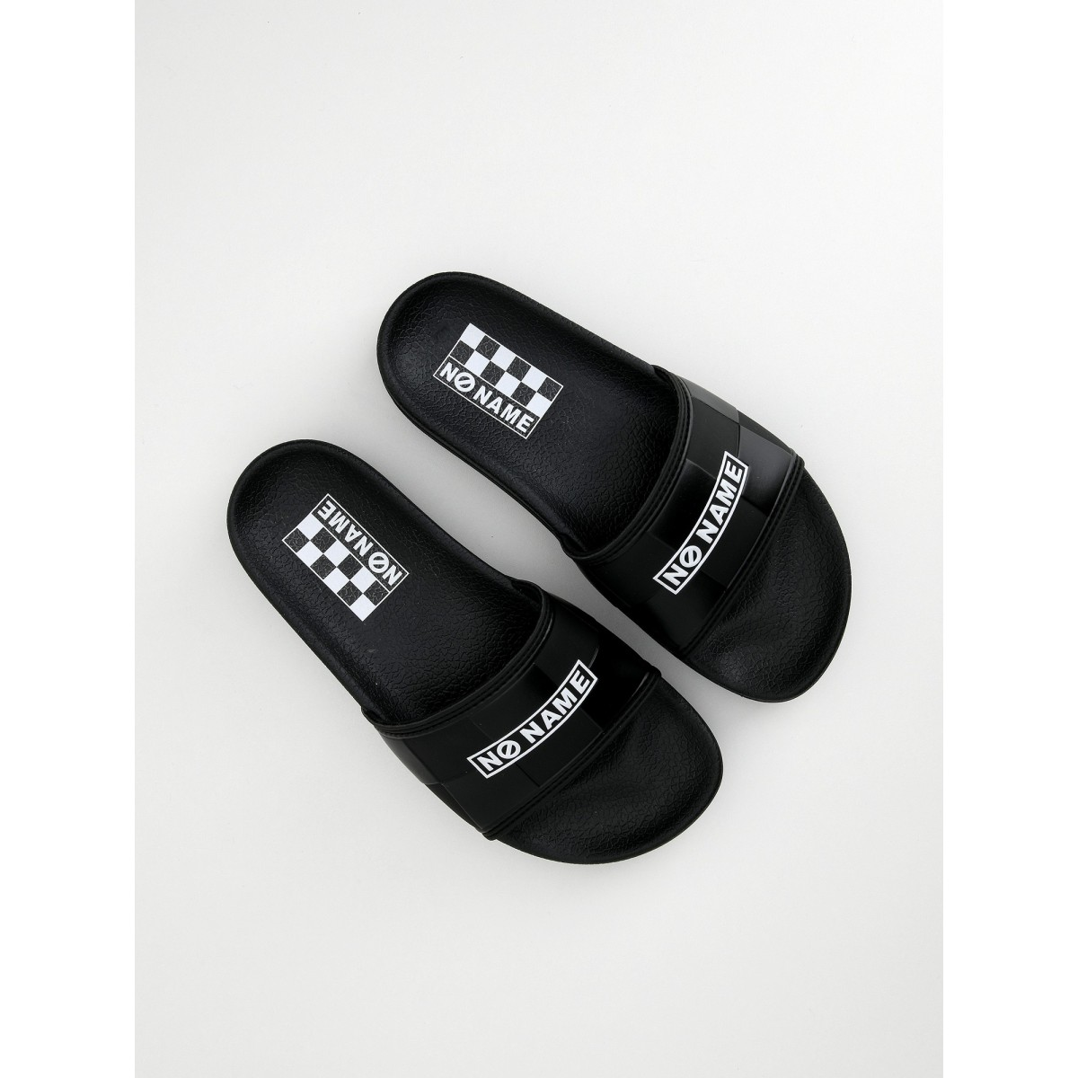 No Name Jungle Slap - Rubber - Black/Black