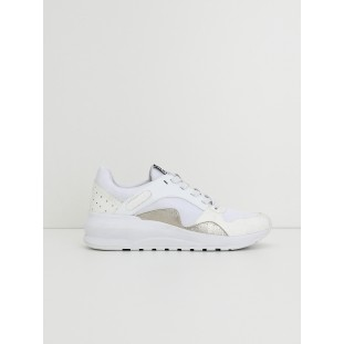 Sono Trainer - Nylon/Split - White/White