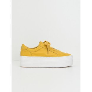 Spice Sneaker - Lambskin - Honey