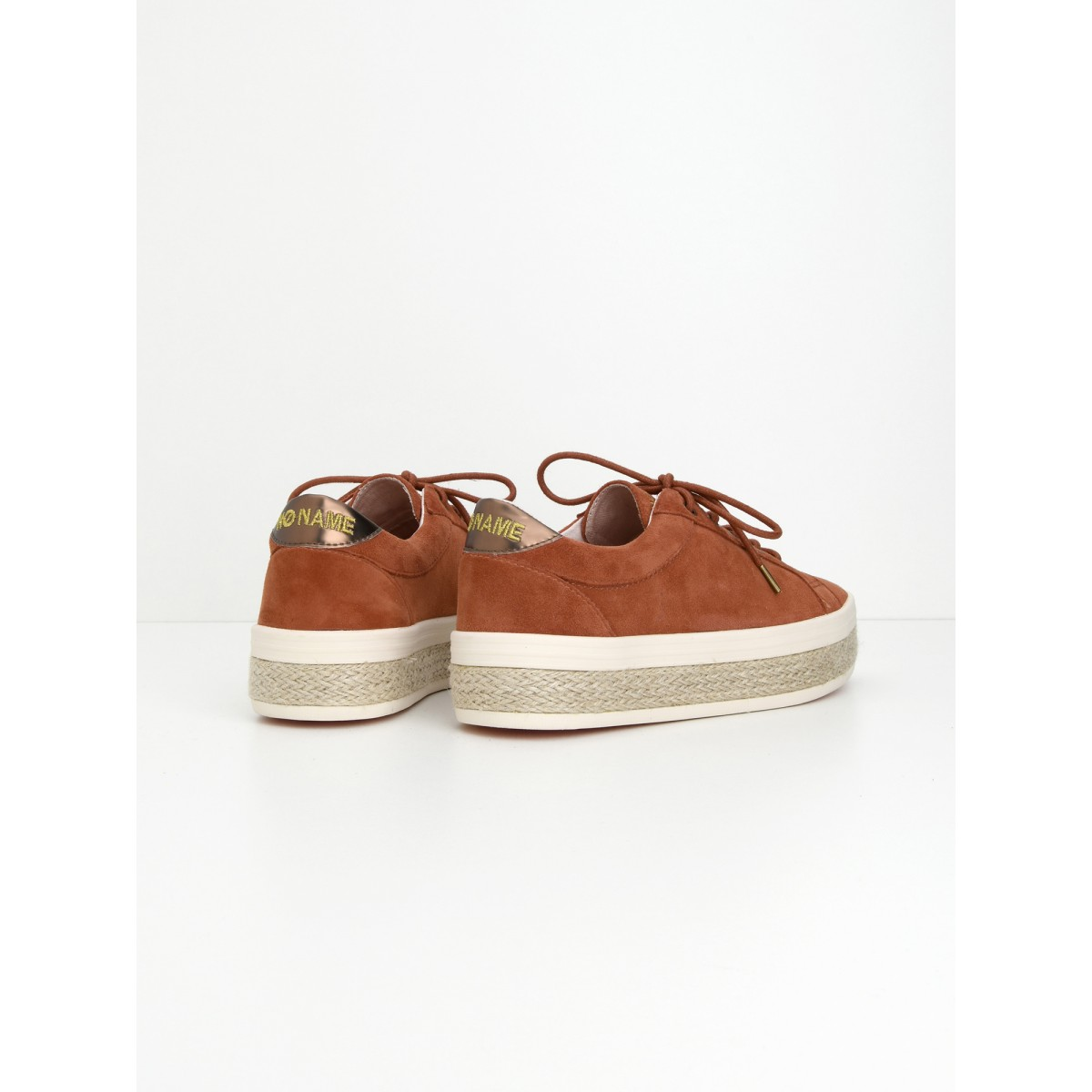 No Name Malibu Bridge - Goat Suede - Terracotta