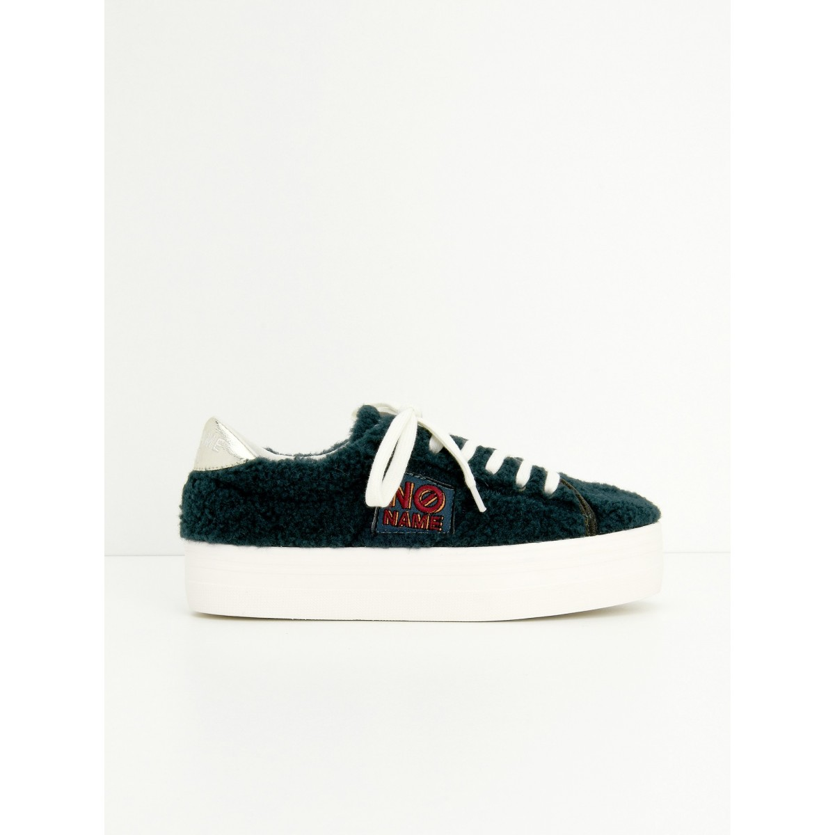 No Name PLATO SNEAKER - SHAUN/PATCH - PAON/PAON