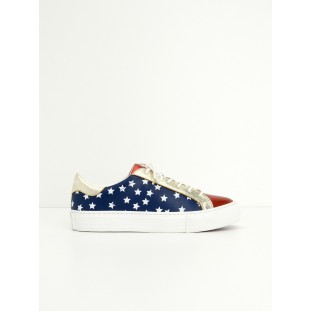 ARCADE SNEAKER - WONDER - BLUE/RED/GOLD