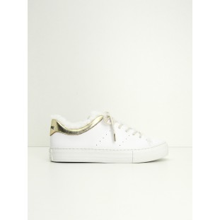 ARCADE FUR SNEAKER - ALTEZZA/MERCURE - WHITE/GOLD