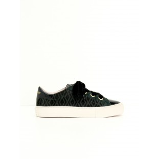 ARCADE NEXT - PATENT/ZOO - BLACK/CEDRE