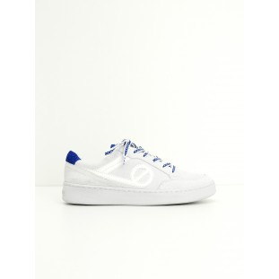 GAME BASKET - SUEDE/PARADISIO - WHITE/NAVY