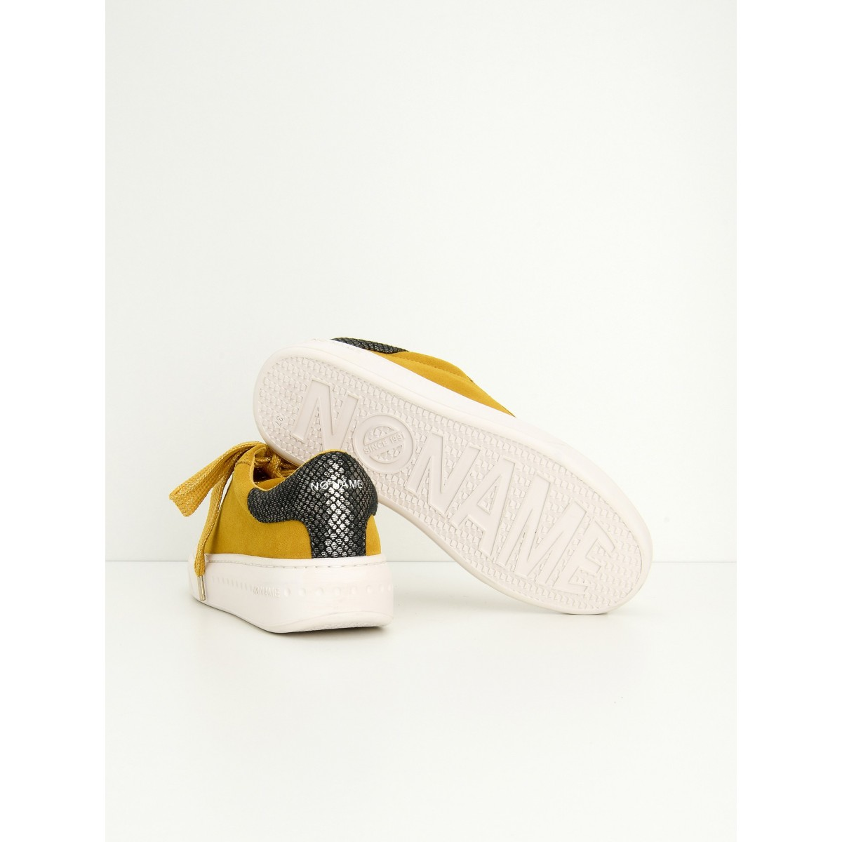 No Name SISTA SNEAKER - SUEDE - HONEY