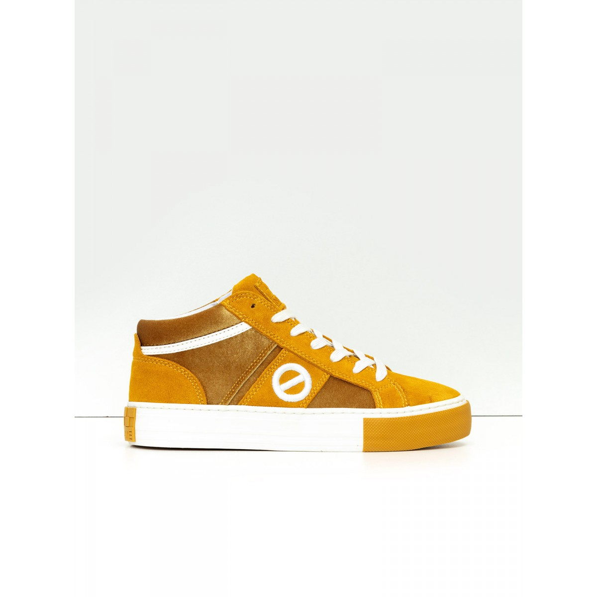 No Name Arcade Basket - Suede/Podium - Honey/Honey