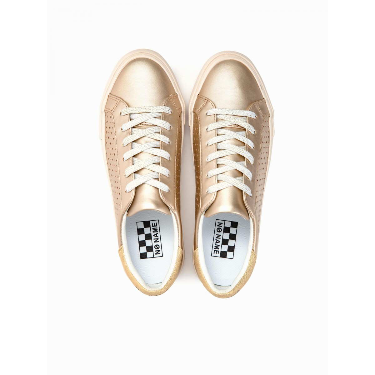 No Name ARCADE SNEAKER - JAM PERFOS - GOLD