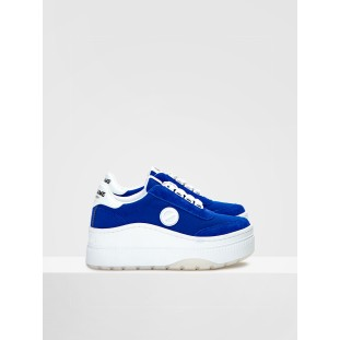JUMP TENNIS - MESH/SUEDE - ELECTRIC BLUE/BLUE