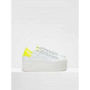 TWIN SNEAKER - BIG CANVAS - OFF WHITE
