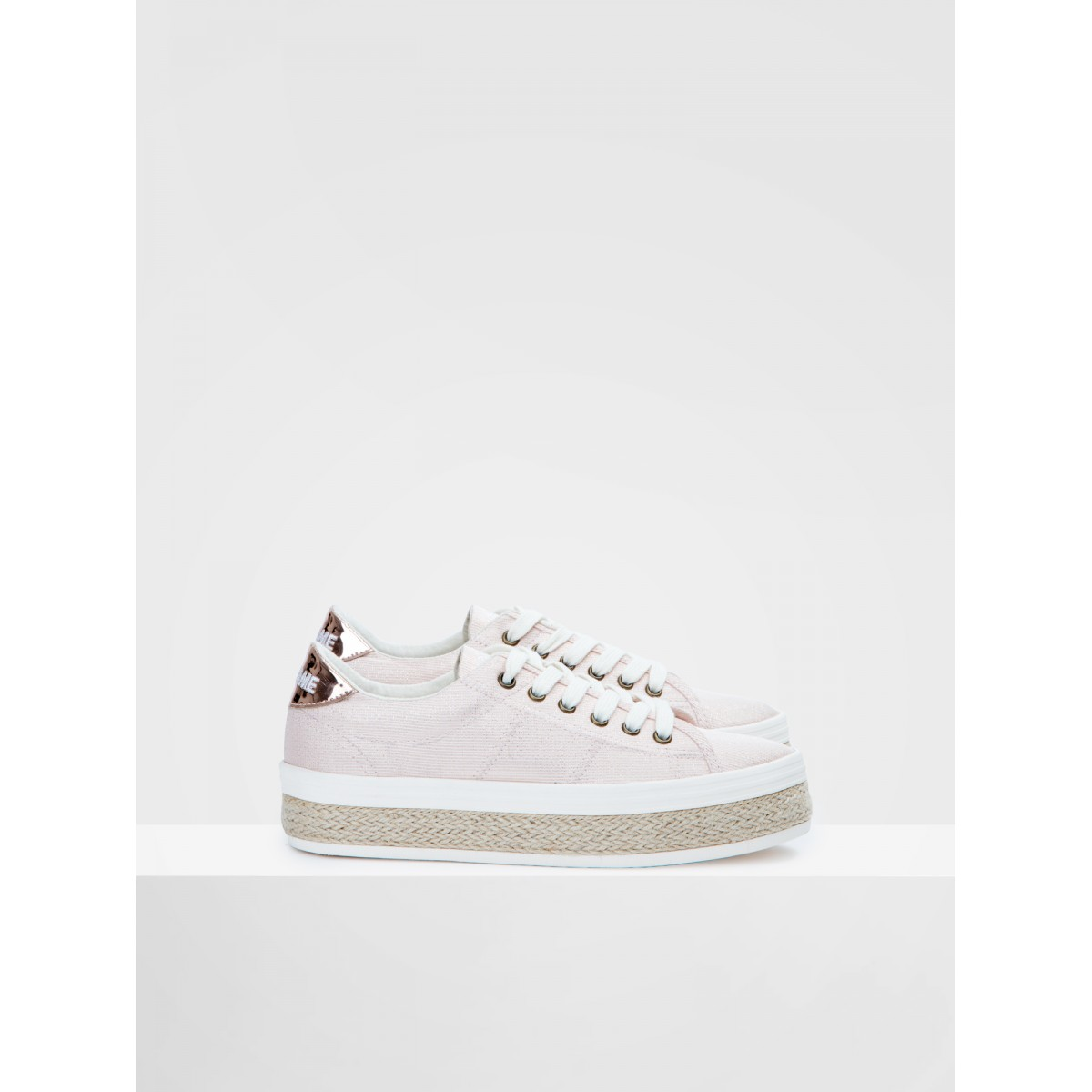 No Name MALIBU SNEAKER - MAX - BLUSH