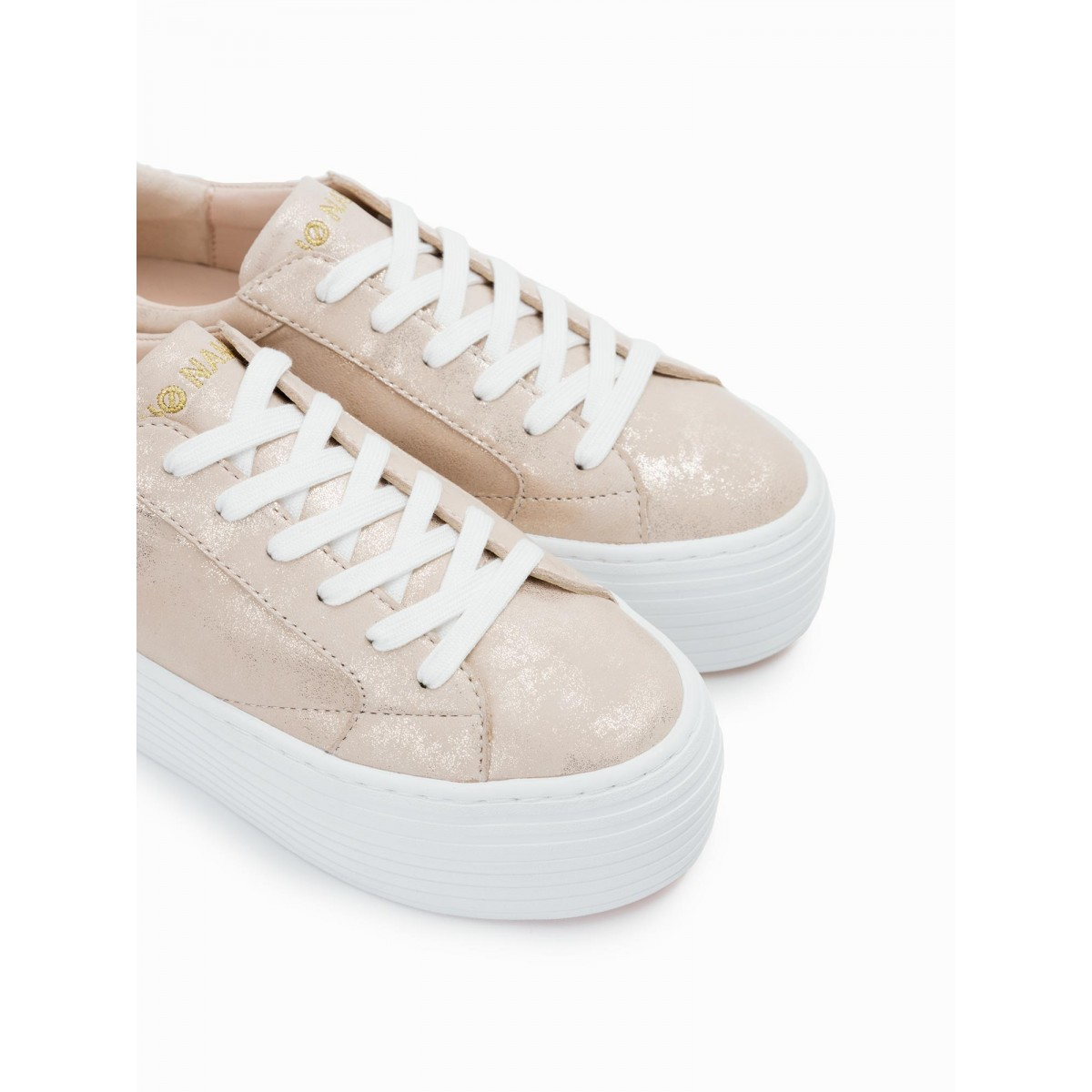 No Name SPICE SNEAKER - MERCURE - SAND
