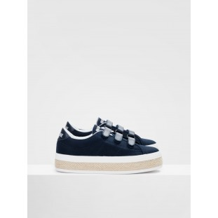 MALIBU STRAPS - CANVAS - NAVY