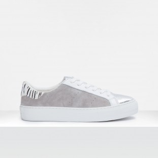 ARCADE SNEAKER - FOREVER/G.SUEDE - SILVER/LIGHT GREY