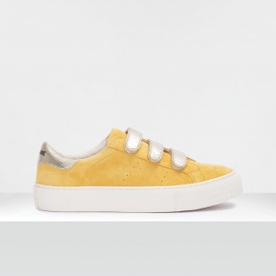 ARCADE STRAPS - G.SUEDE/FOREVER - YELLOW/SAND