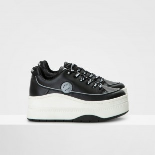 Jump Derby - Nappa - Black