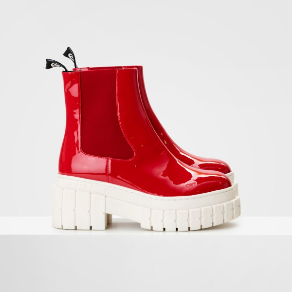 Kross Chelsea - Patent - Red