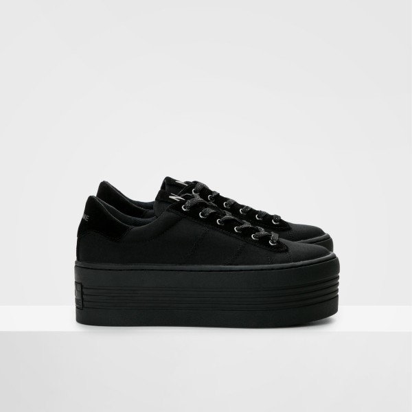 Twin Sneaker - Sugar - Black