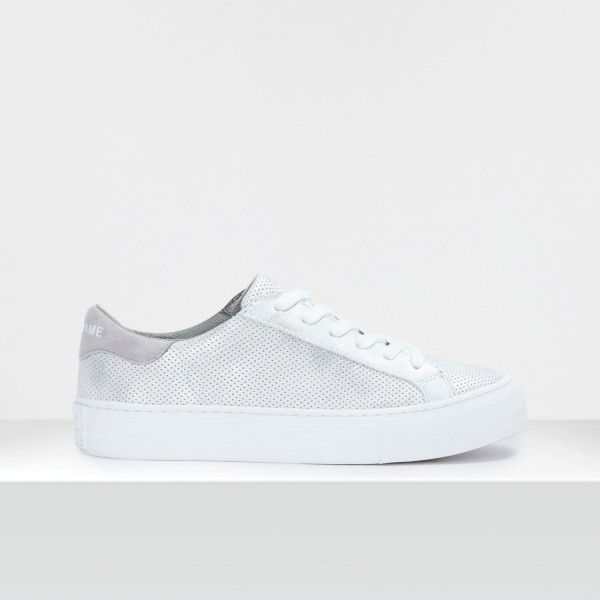 ARCADE SNEAKER - PUNCH GLOW - WHITE