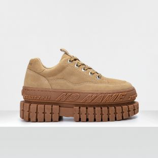 HIKER WALK W - SUEDE - SABLE SOLE MASTIC