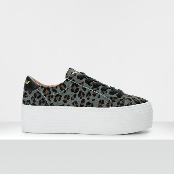 Spice Sneaker - Goat Suede - Toundra