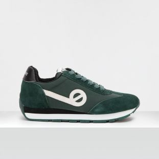 CITY RUN JOGGER - SUEDE/NYL.RAIN - PAON