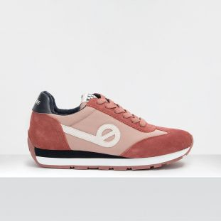 City Run Jogger - Suede/Nyl.Rain - Pink