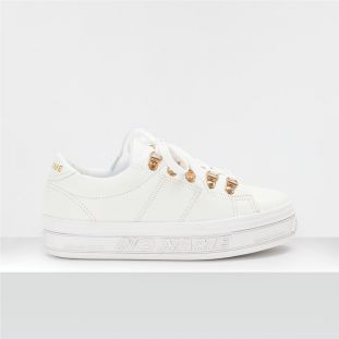 CRUSH SNEAKER - NAPPA - WHITE