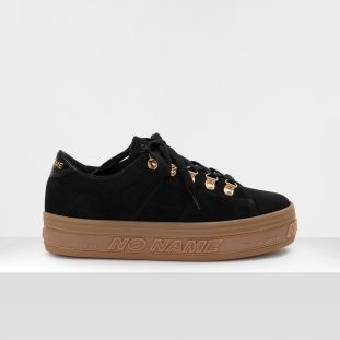 CRUSH SNEAKER - SUEDE - BLACK