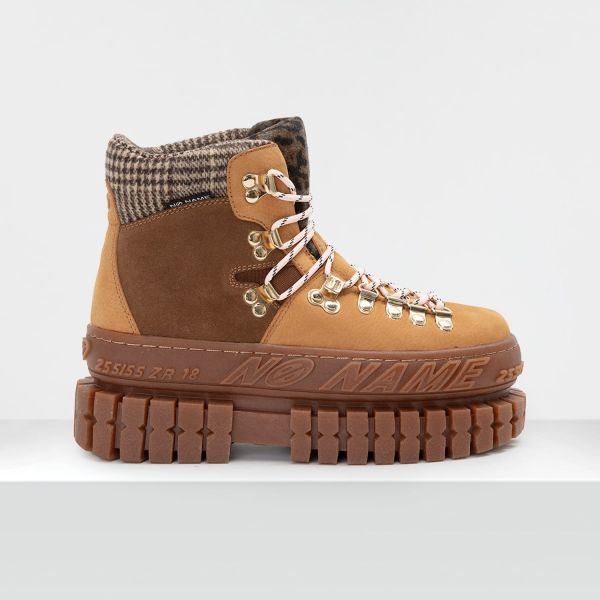 Hiker Trek - Nubuck Grain - Tan