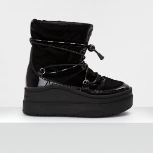 JUMP SNOW BOOTS - FUTURE - BLACK