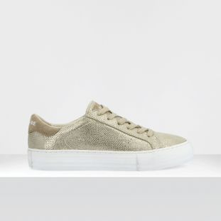 ARCADE SNEAKER - SWING/GOATSUEDE - GOLD **WN