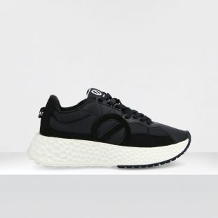 CARTER RUNNER - WILD/REPTIL - BLACK