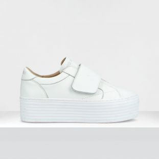 SPICE EASY - LAMBSKIN - WHITE