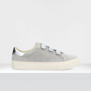 ARCADE STRAPS - G.SUEDE/FOREVER - L.GREY/SILVER **WN