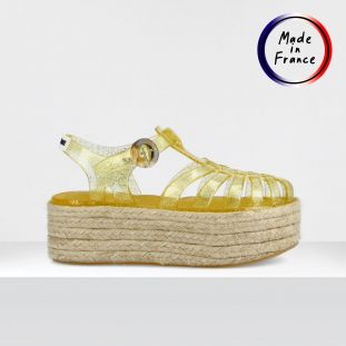 CALYPSO MEDUSE - JELLY - GOLD