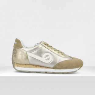 CITY RUN JOGGER - RANCH/SUEDE - GOLD/SAND