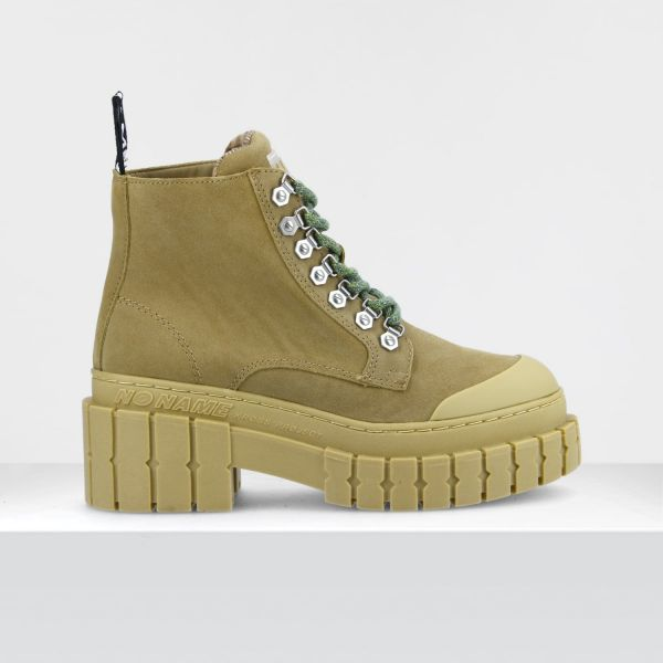 KROSS LOW BOOTS - SUEDE - TAUPE