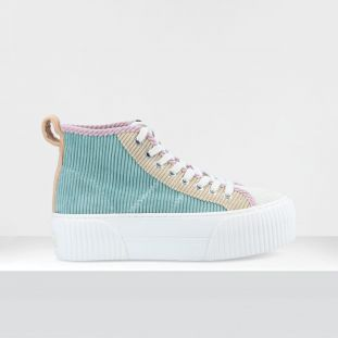 IRON MID - DADDY - MINT/DOVE **WN