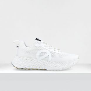 CARTER FLY - MESH RECYCLED - WHITE