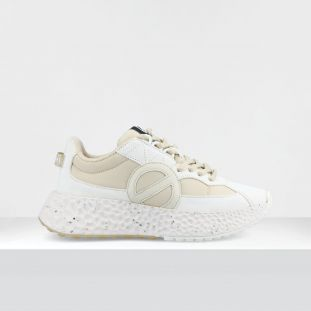 CARTER RUNNER - SUEDE/CLUBBER - WHITE/DOVE
