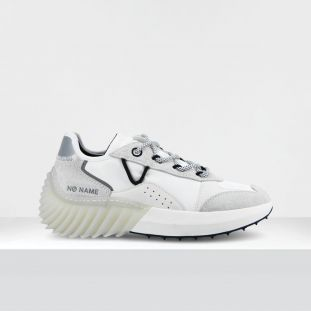SPINNER JOGGER - H.SUEDE/DILORCY - WHITE