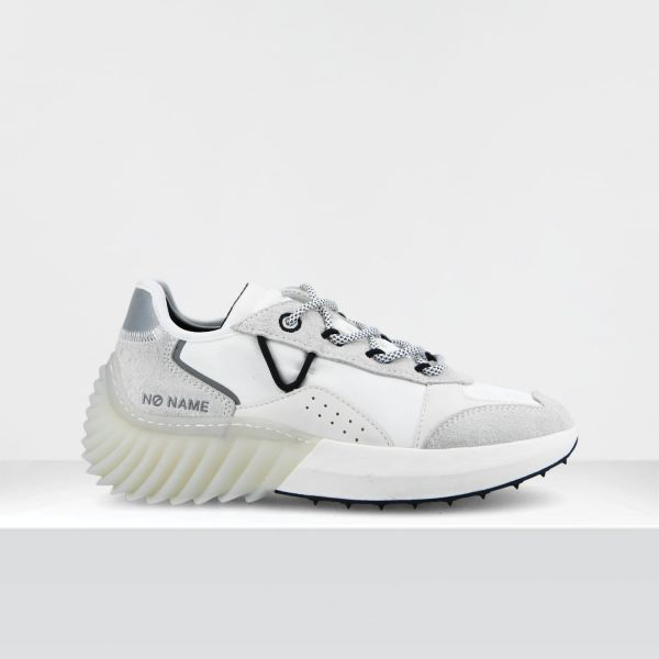 SPINNER JOGGER - H.SUEDE/DILORCY - WHITE/WHITE