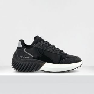 SPINNER JOGGER - H.SUEDE/DILORCY - BLACK