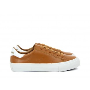 ARCADE SNEAKER - ALTEZZA LEATHER - TAN FOX WHITE