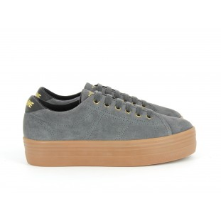 PLATO SNEAKER - SPLIT - D.GREY FOX MASTIC