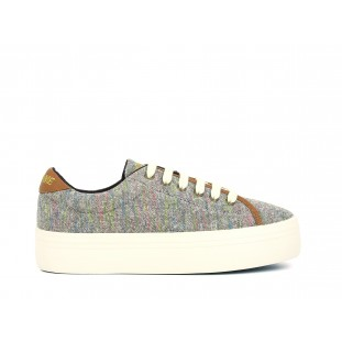 PLATO SNEAKER - SUNRISE - DARK GREY