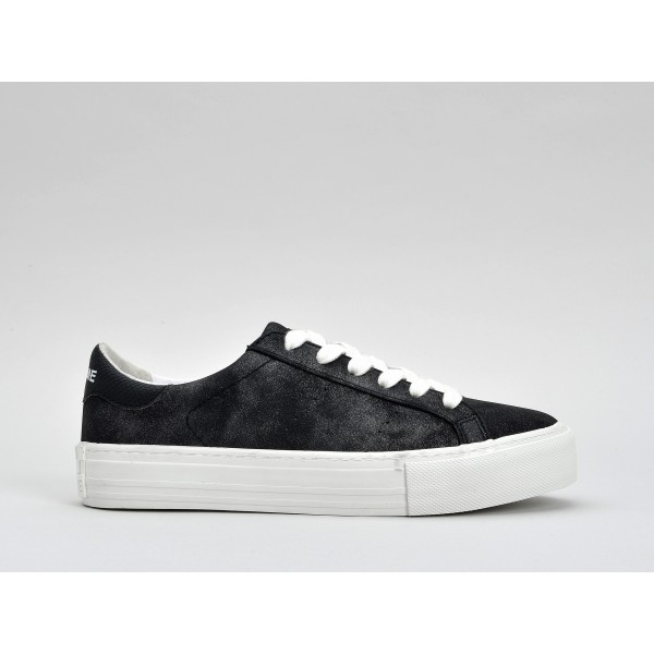 NO NAME ARCADE SNEAKER - GLOW - BLACK FOX WHITE